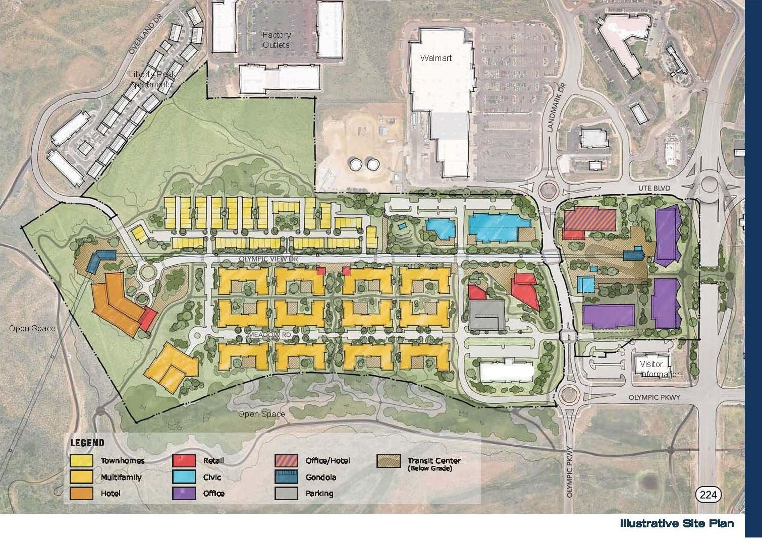 Illustrative Site Plan Olympic View Cropped
