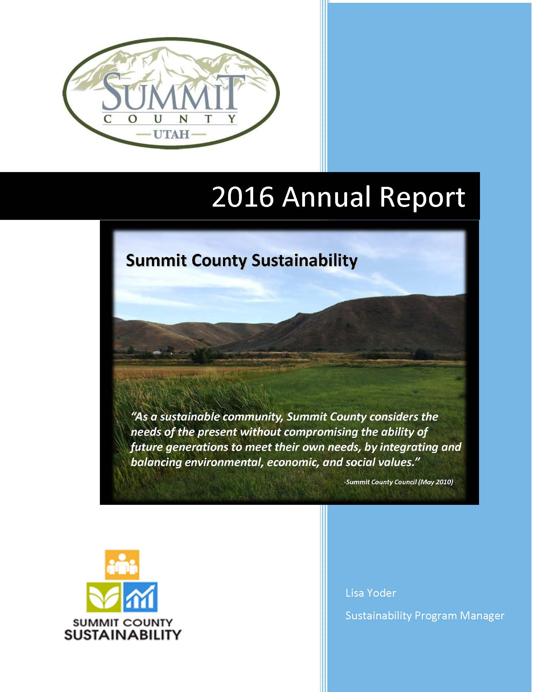 Council Packet - 2016 Sustainability Report_Page_01