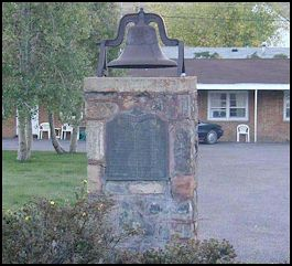 Old Rock Schoolhouse Monument