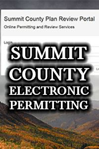 Summit County Electronic Permitting