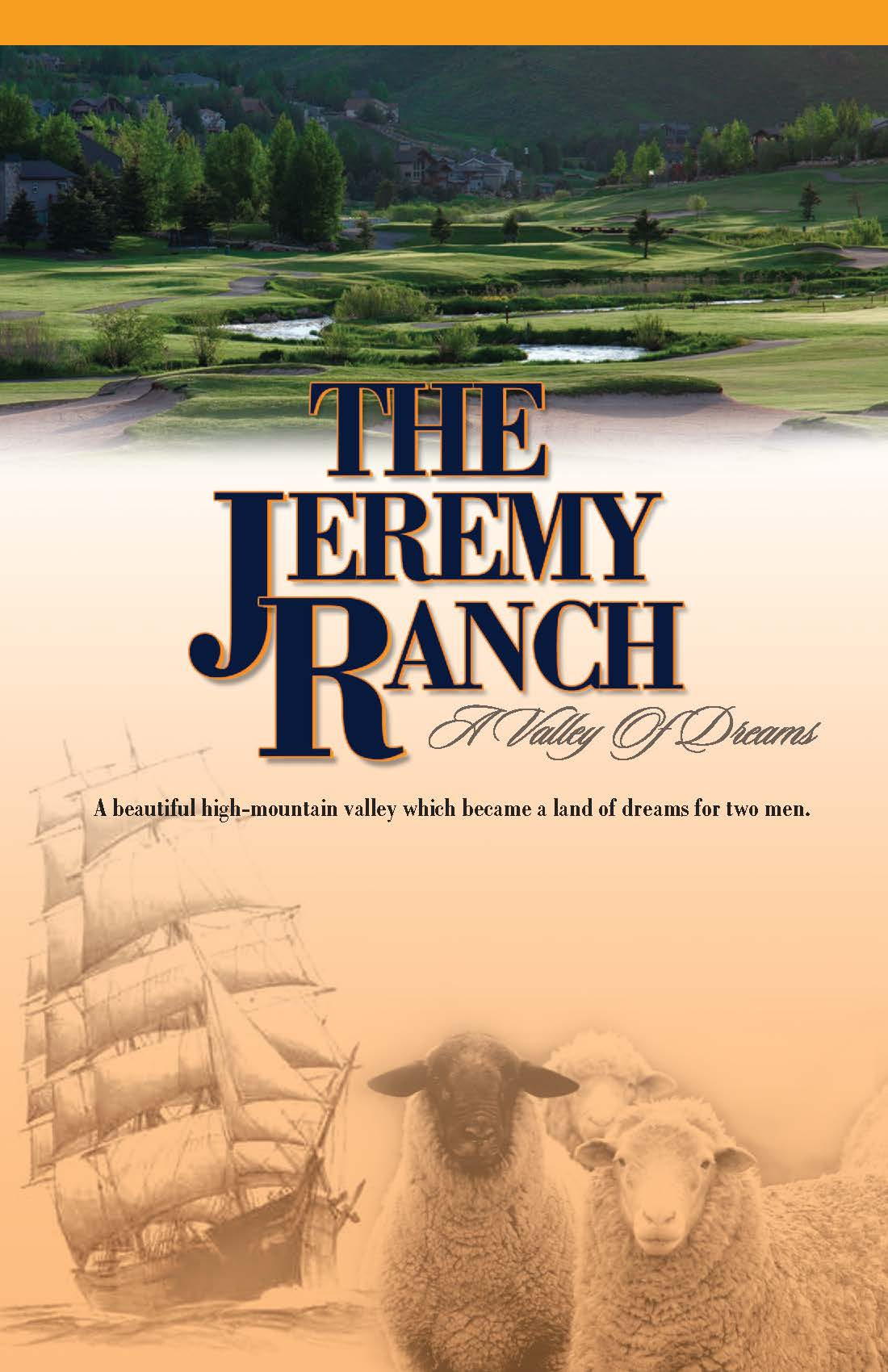 Jeremy Ranch Cover